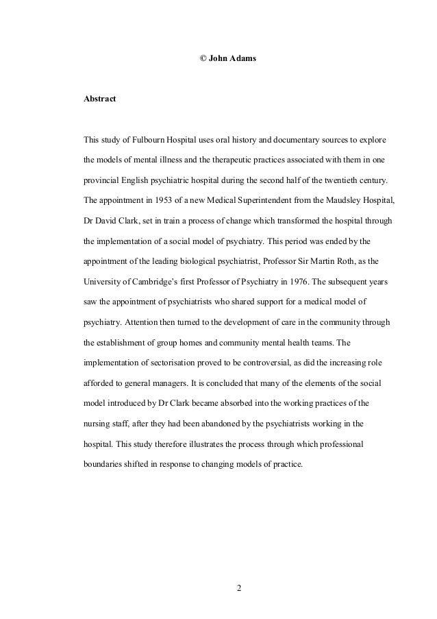 PhD title + abstr Slide 2