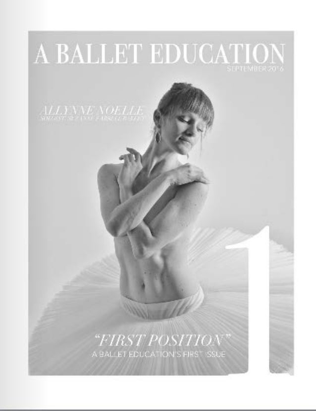 Ballet Etiquette 101 | A Ballet Education