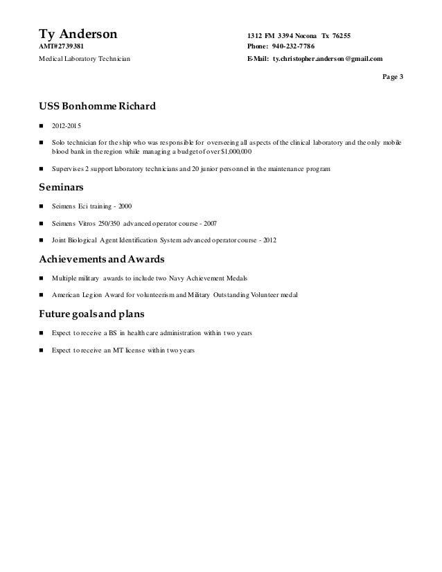 mlt resume 2014
