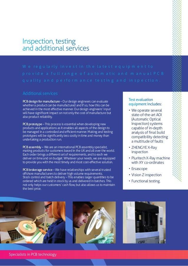 Garner Osborne Manufacturing Brochure