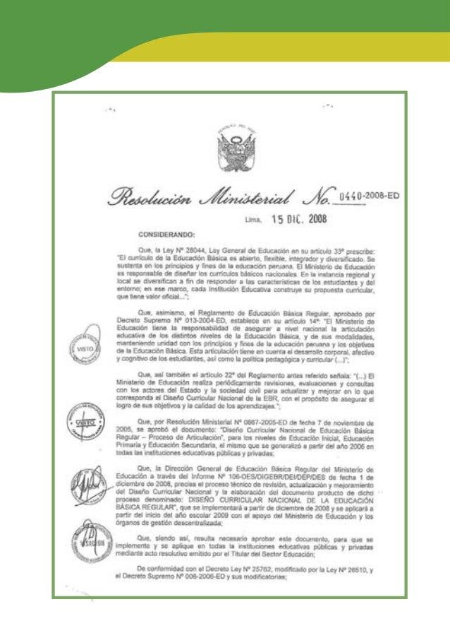 Ministro de Educación José Antonio Chang Escobedo Viceministro de Gestión Pedagógica IdelVexler Talledo Viceministro de Ge...