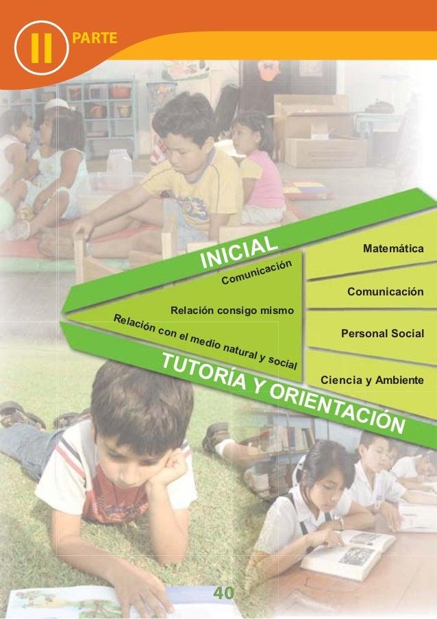 LINEAMIENTOS NACIONALES 45 3 LINEAMIENTOS NACIONALES PARA LA DIVERSIFICACIÓN CURRICULAR 3.1 Diversificación curricular Line...