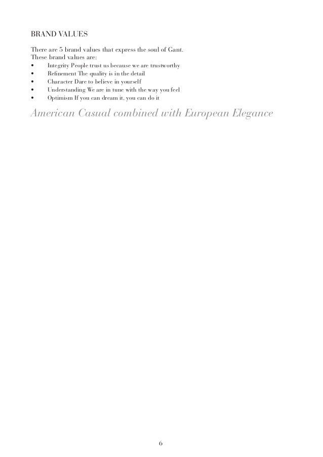 Gant australian retail manual 7 7 solutioingenieria Gallery