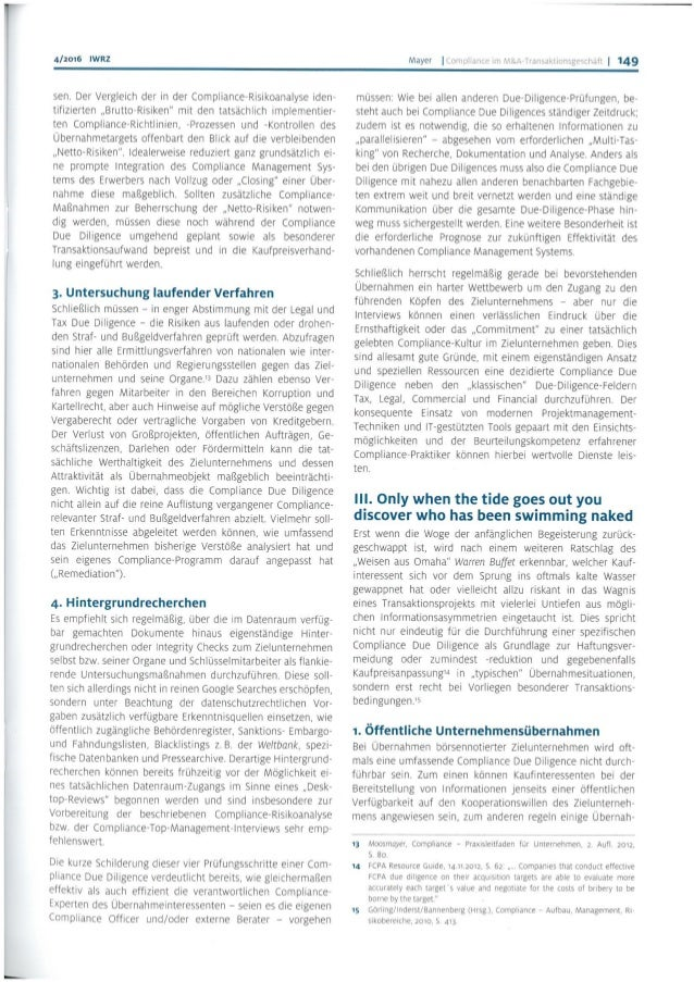 20160817_IWRZ_Compliance_im_M&A_Transaktionsgeschäft_Eric-Mayer