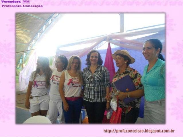 8 de março de 2013   dia internacional da mulher arataca