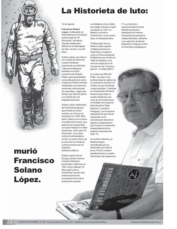 Revista 8 de octubre 283