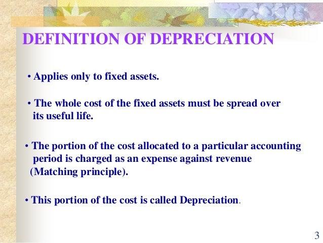 Office Furniture Depreciation Useful Life