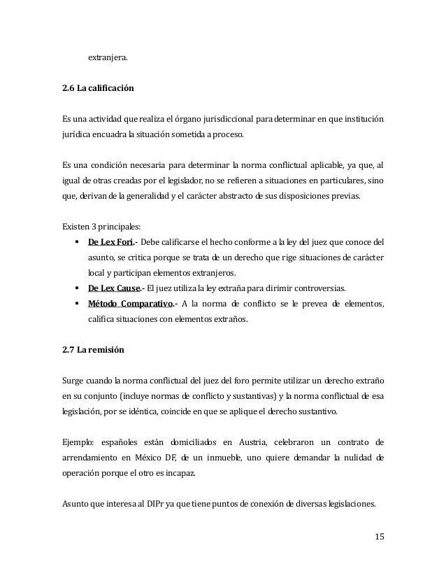 8 Derecho Internacional Privado