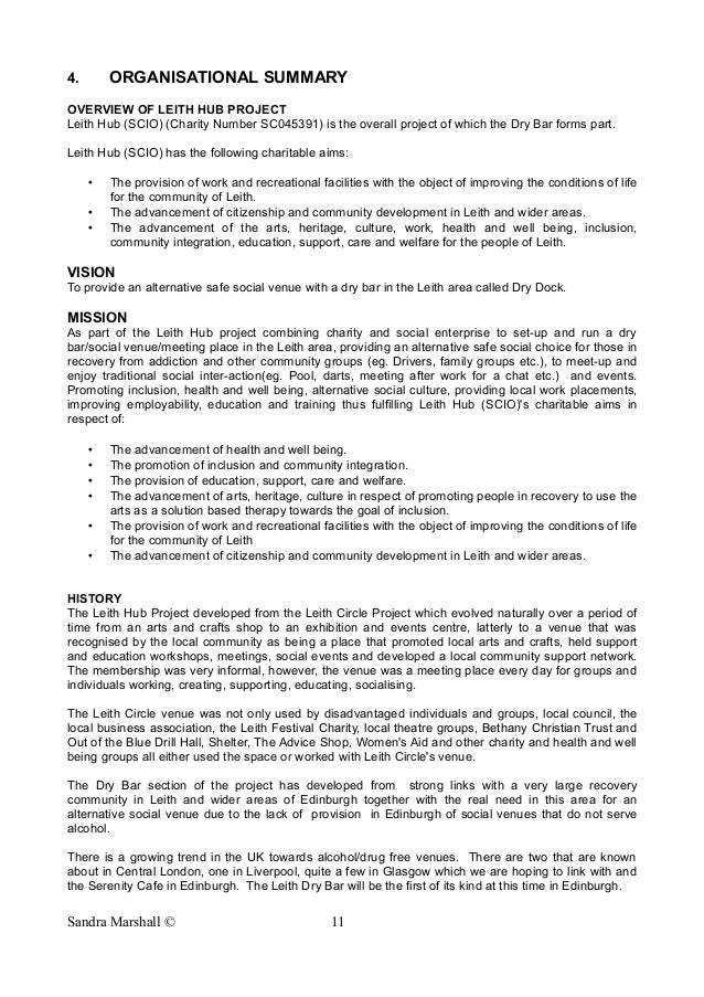 music festival business plan template