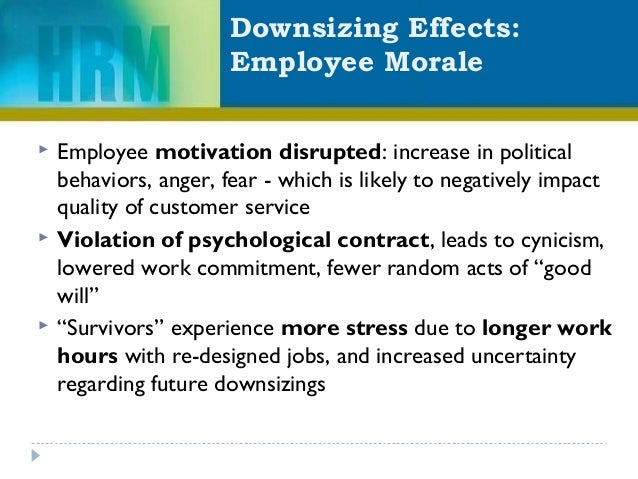 employee motivation and organizations during restructuring Steps to take in managing organizational change  change and hr can  improve employee buy-in for organizational change  such as incompatible  cultures, management styles, poor motivation, loss of  sale, a realignment of  operations, downsizing, reorganization, outsourcing or loss of contracts.