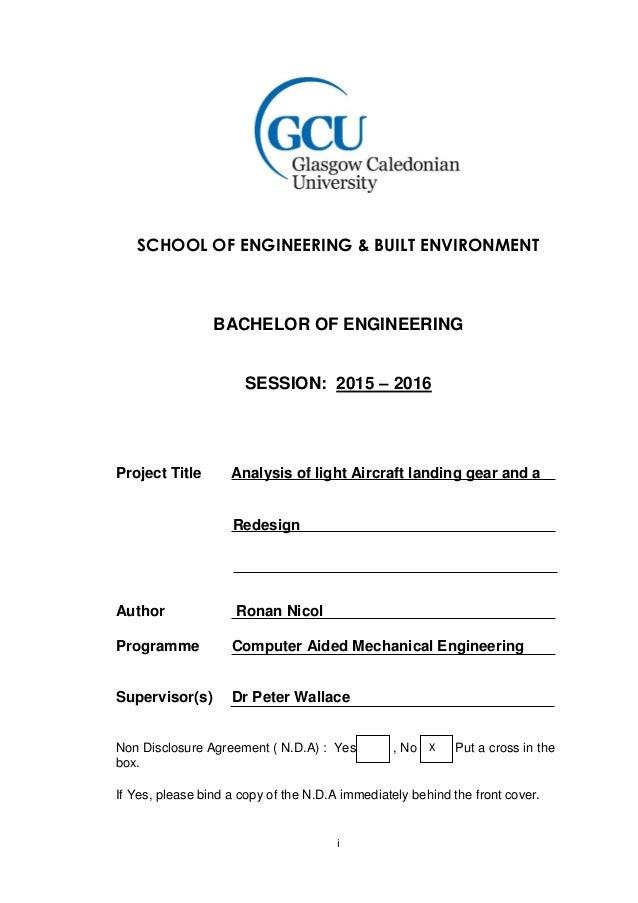 gcu dissertation binding