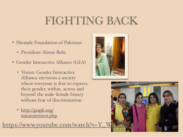 GENDER ISSUES IN PAKISTAN-Presentation