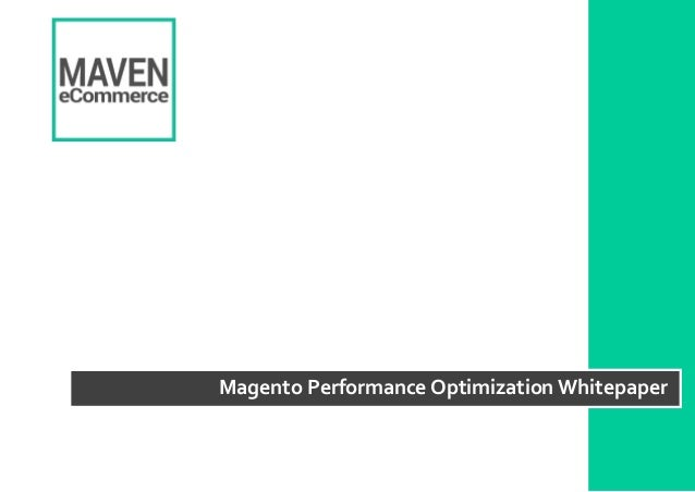 Instant Magento Performance Optimization How-to Free Download