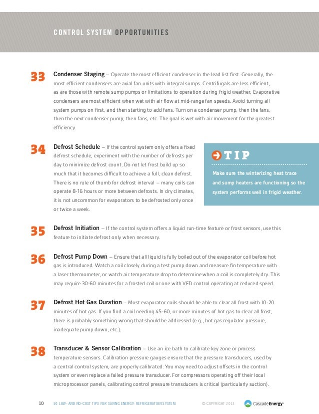 50 tips for saving energyrefrigerationwebr2 10 publicscrutiny Choice Image