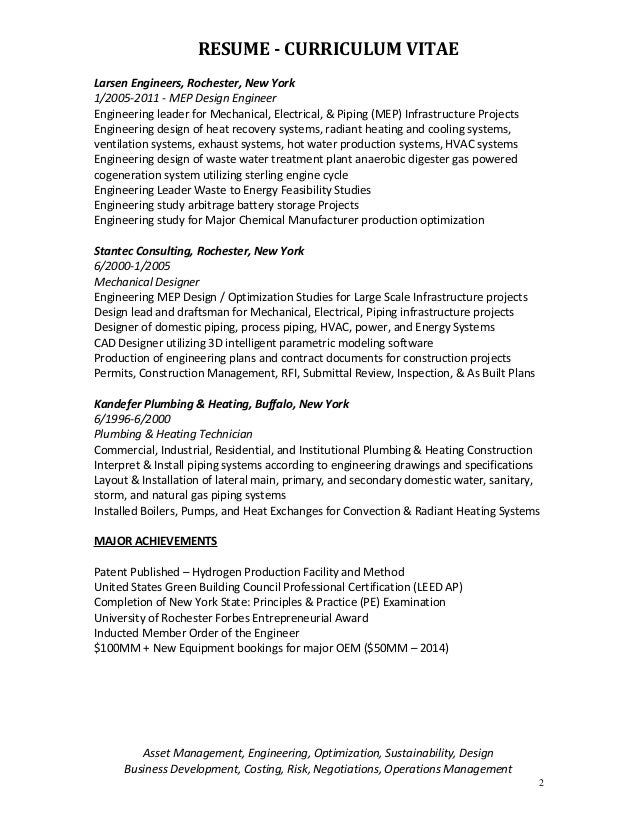 jacob kandefer resume