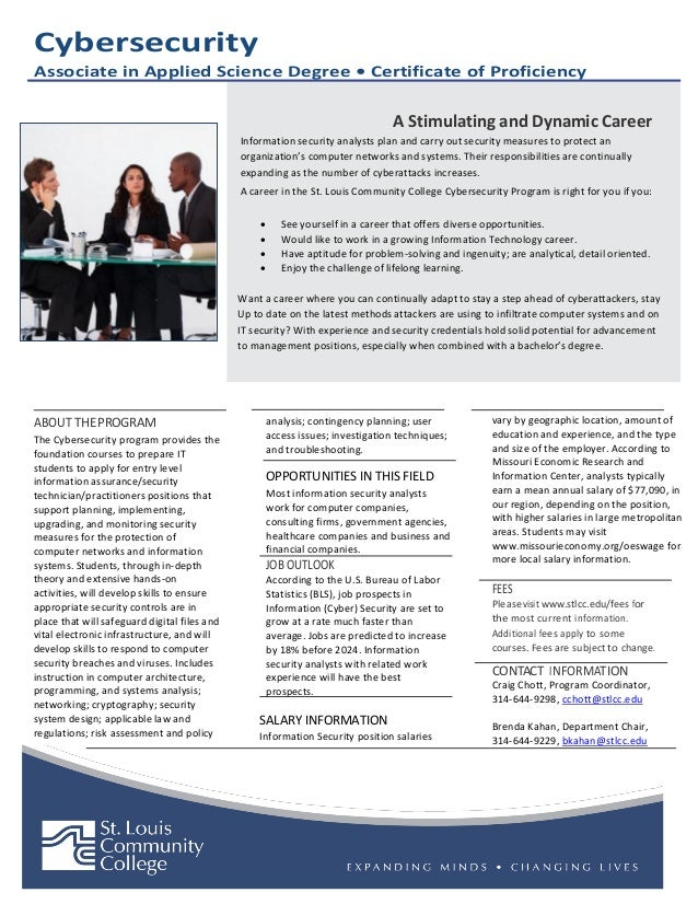 AAS Cybersecurity 2 pages