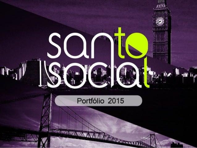 A Santo Social foi criada para fornecer comunicação digital de qualidade e de custo benefício para empresas de todas as in...