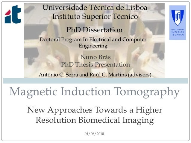 Phd electrical engineering thesis