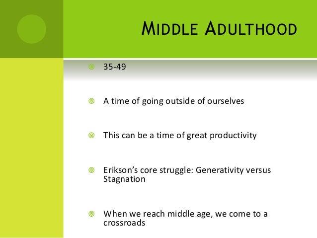 The bucket list late adulthood older age