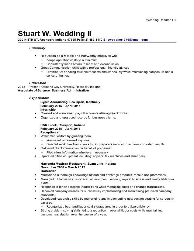 Resume 2.3.8