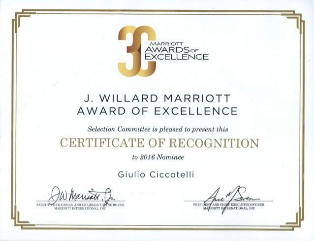 Awards of excellence jwilliam marriott 2006 thecheapjerseys Image collections