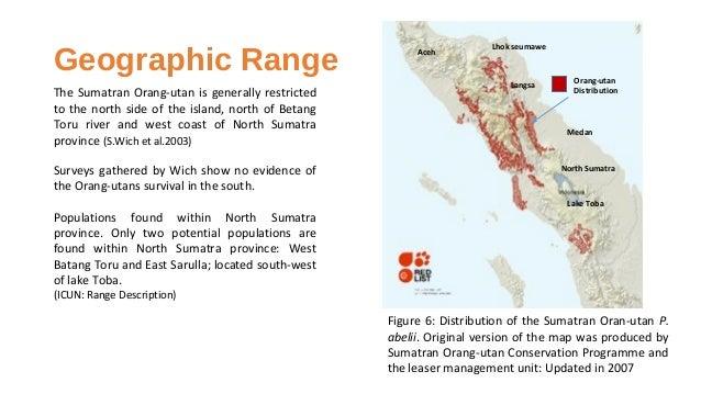 Natural Resources In Sumatra