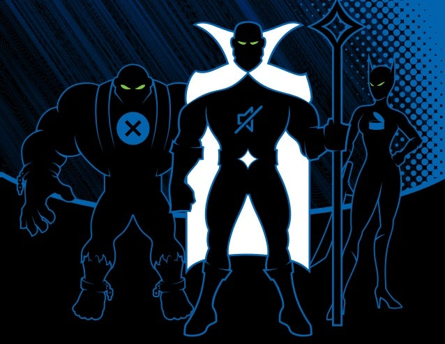 Super heroes and super powers often go hand-in-hand. Armed with DiscoverOrg, the leading sales intelligence platform for S...