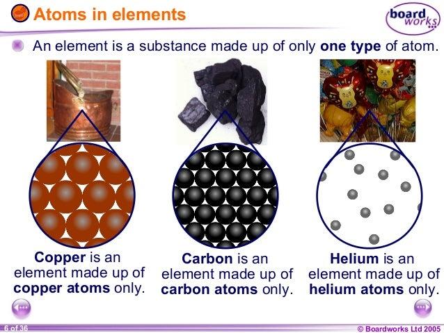 8 e atoms & elements (boardworks)