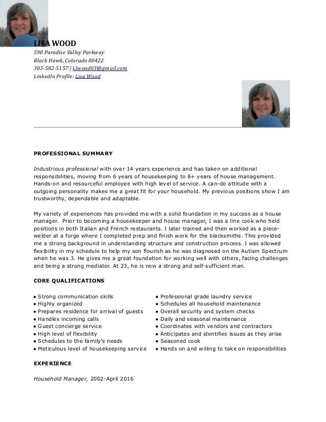 Lisa Wood_ Resume & Cover Letter