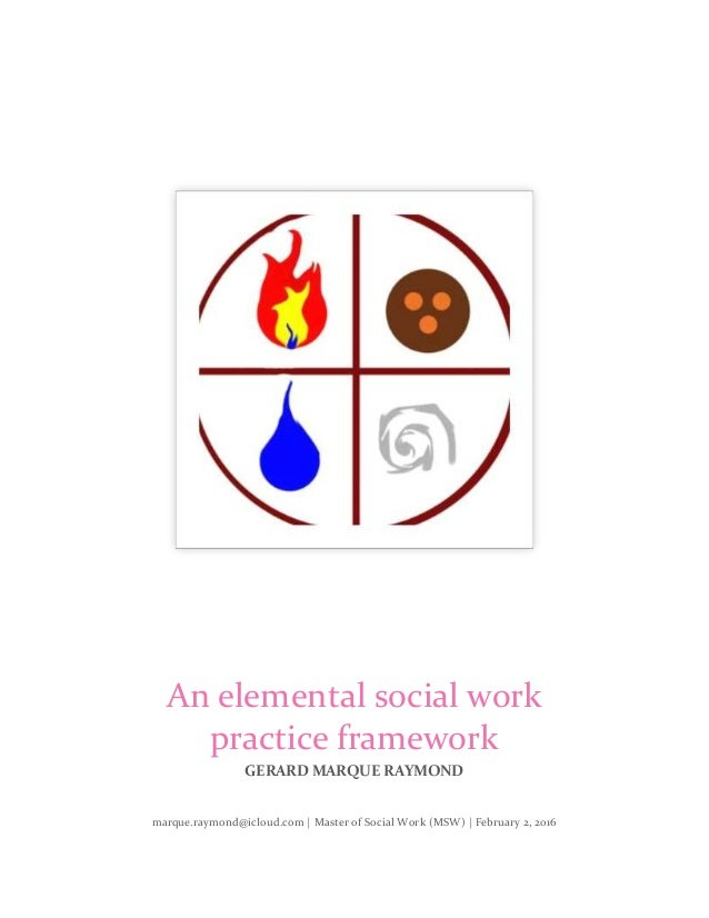 my social work practice framework Theoretical framework for structural social work theory-practice integration:  i  lived away from home for the better part of my first two years of course work.