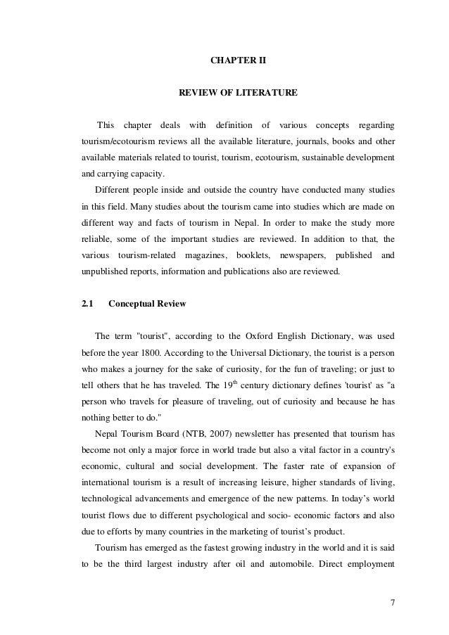 Sustainable development thesis pdf