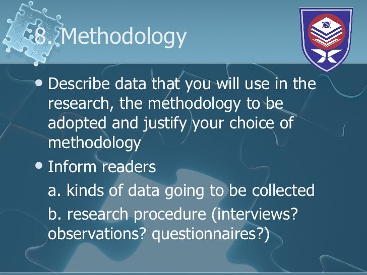 m2 justify the research methodologies chosen Theme and chosen project within the theme will enable students m2 evaluate the flick, u (2011) introducing research methodology: a beginner's guide to.
