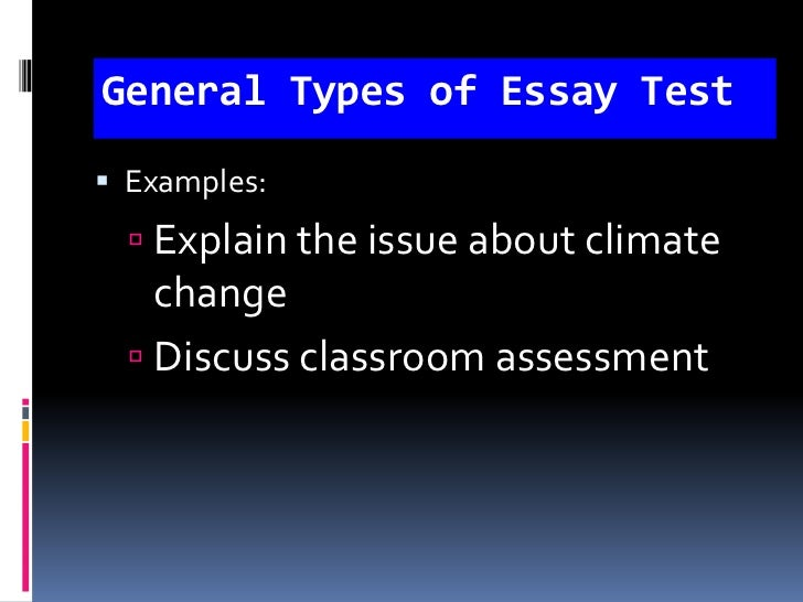 types of toefl essay If you have general questions on different types of toefl the test mostly consists of multiple-choice questions and a 30 minutes essay how much longer will toefl.