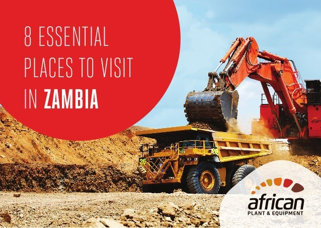 8 ESSENTIAL PLACES TO VISIT IN ZAMBIA