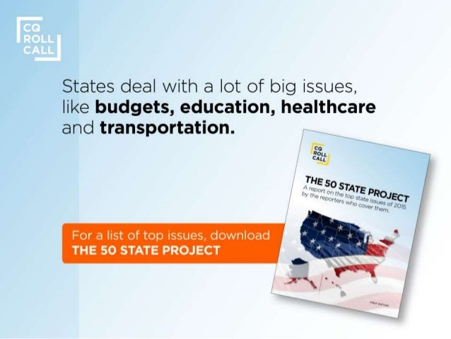 8 Extremely Interesting State Issues Slide 2