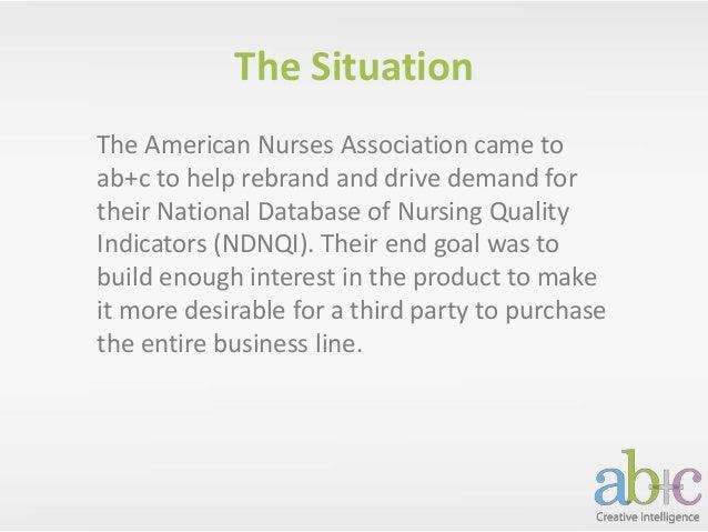 NDNQI Case Study Slide 2