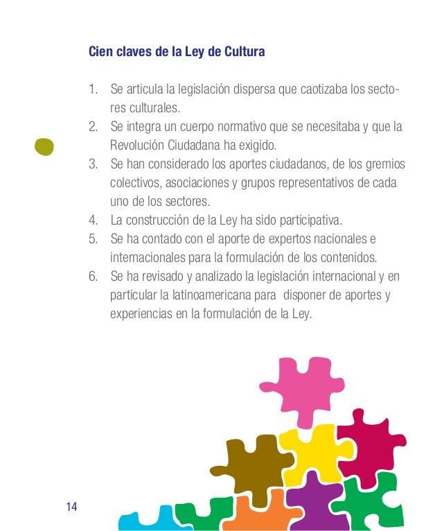 22 14. El Subsistema de la Memoria Social y el Patrimonio estará conformado por los siguientes institutos: a. El Instituto...