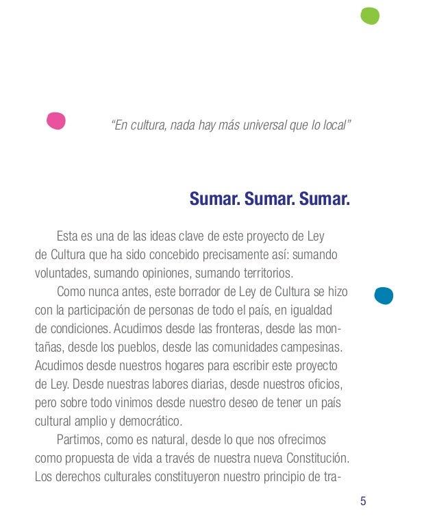 12 Cuenca, Loja, Tena y Montecristi. El propósito fue reunir a gestores, artistas y pobladores en general, cuyos pareceres...