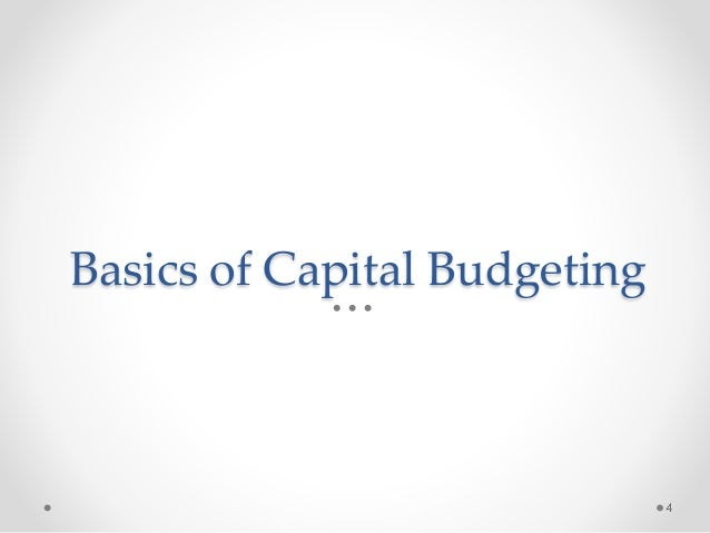Capital Budgeting: Capital Budgeting Decision Tools