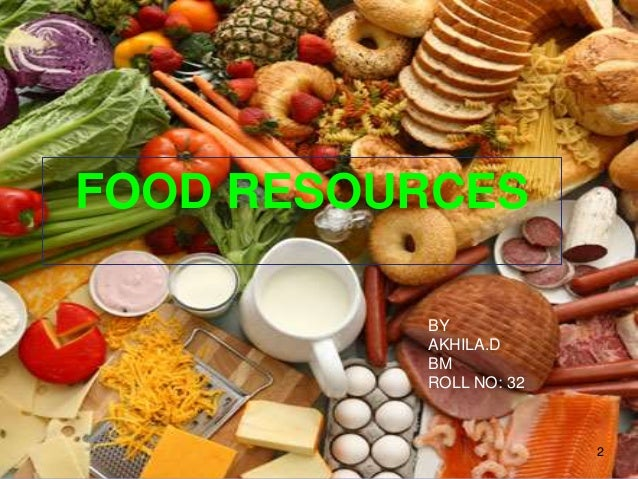 food resources akhila