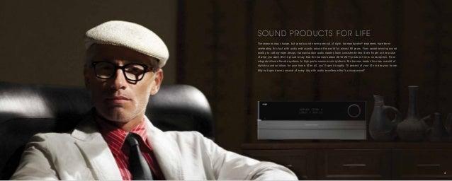 harman kardon Living With Sound Catalogue Slide 3
