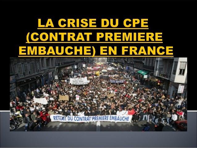 Presque 10% de la population française est au chÔmage… Deux populations de jeunes français souffrent le plus: 1. Les minor...