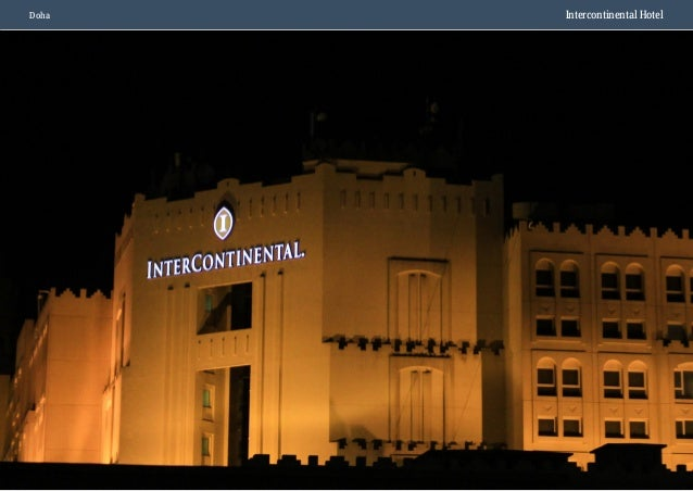 Intercontinental HotelDoha