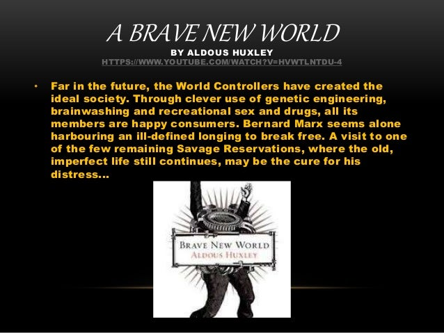 brave new world utopia Short answer: write short answers 1 look up dystopia or negative utopia  and explain why brave new world is considered a novel in that.