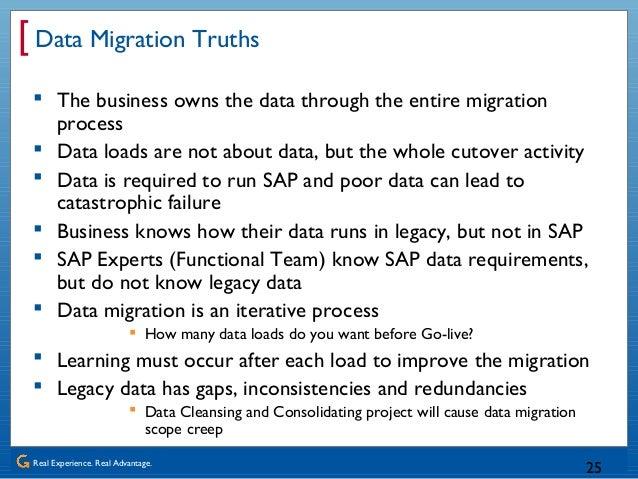 ASUG PPT Ensuring a Successful Data Migration_Final