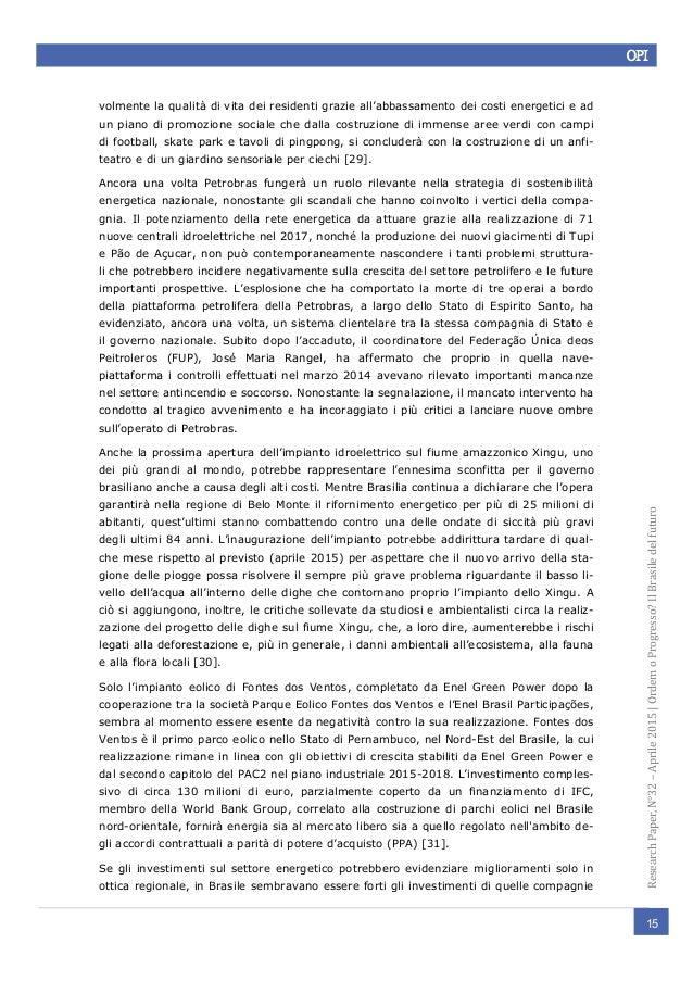 Demonstration term paper