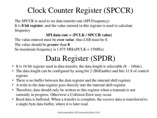 SPI Protocol in LPC2148