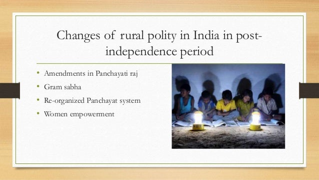POST INDEPENDENT INDIAN POLITY EPUB
