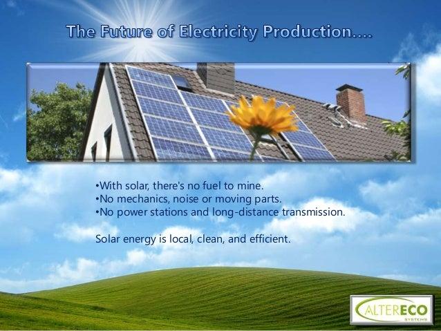 Residential Solar Presentation