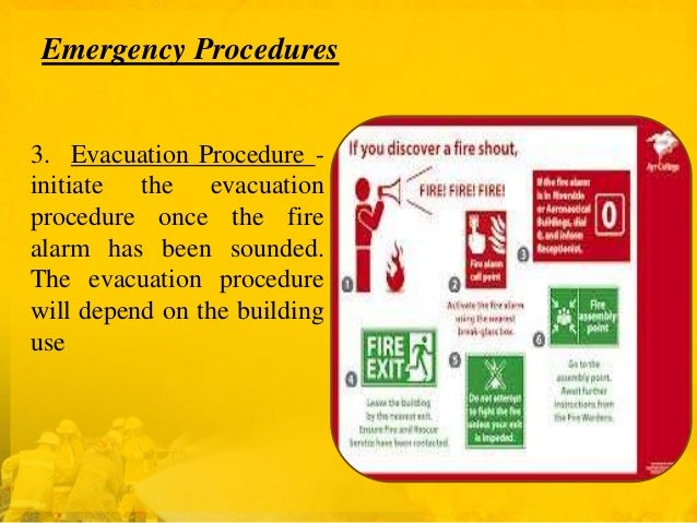8 fire safety for Procedure to build a house
